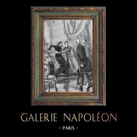 Grabados & Dibujos Antiguos | París   Escena de Género ...