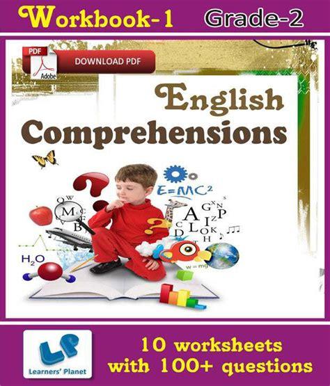 Grade 2 English Comprehensions Workbook 1  E Books ...