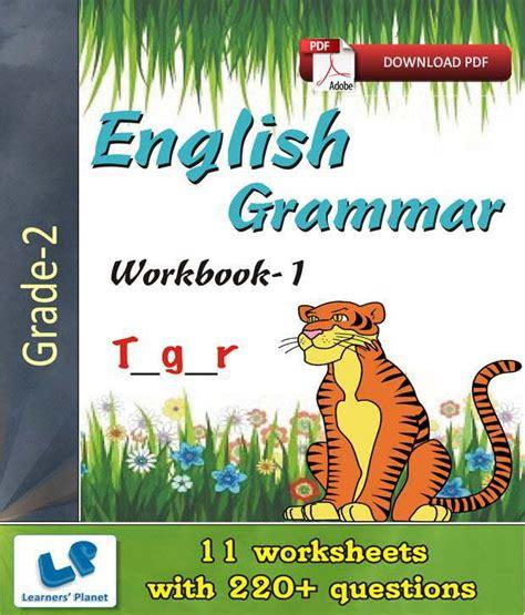 Grade 2 Olympiad English Grammar Workbook 1  E Books ...
