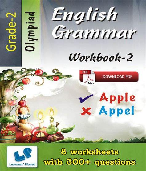Grade 2 Olympiad English Grammar Workbook 2  E Books ...