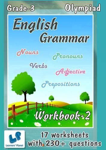 Grade 3 Olympiad English Grammar Workbook 2   My I  Book ...