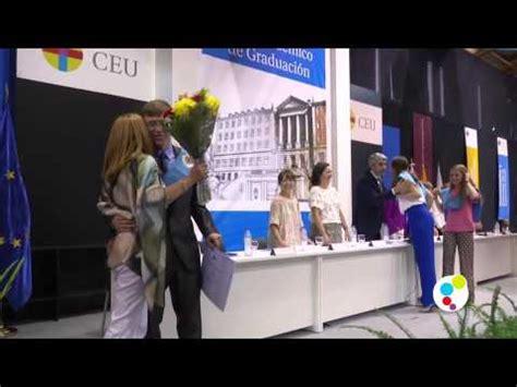 Graduación Colegios CEU San Pablo Claudio Coello y ...