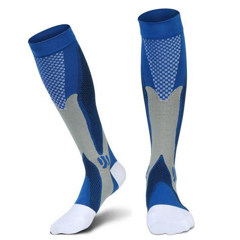 Graduated Compression Socks for Men Women for Running ...