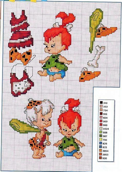 graficos infantiles punto de cruz | Stitches, Cross stitch ...