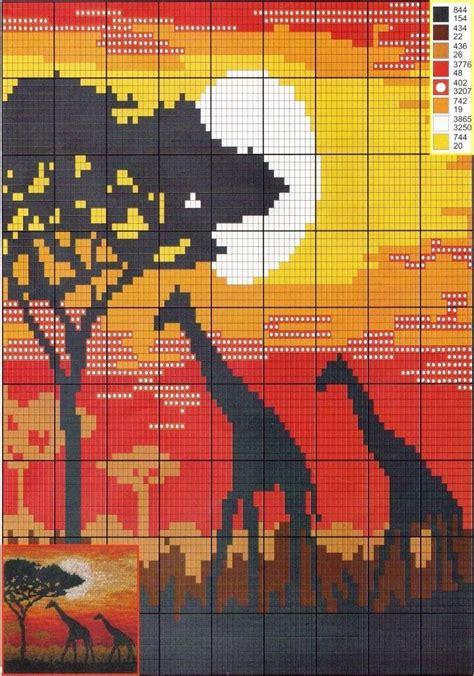 GRAFICOS PUNTO DE CRUZ GRATIS : ANIMALES 47 : | Cross ...