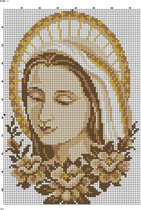 GRAFICOS PUNTO DE CRUZ GRATIS : RELIGIOSOS  | crochet ...