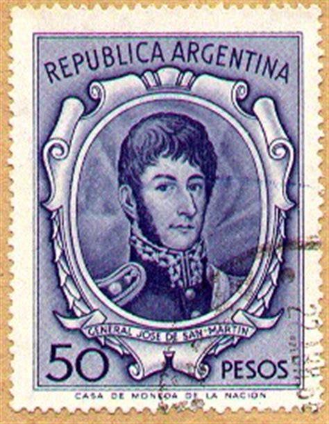Gral San Martín y la Filatelia