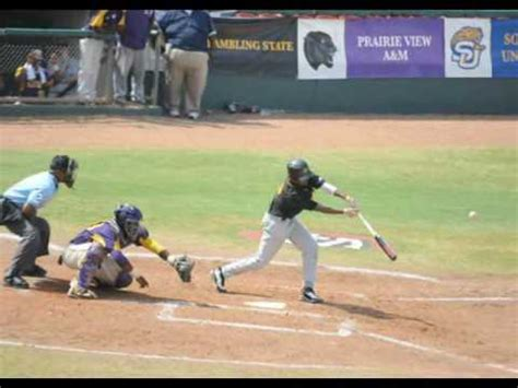 Grambling State University   2010 SWAC Baseball Tournament ...