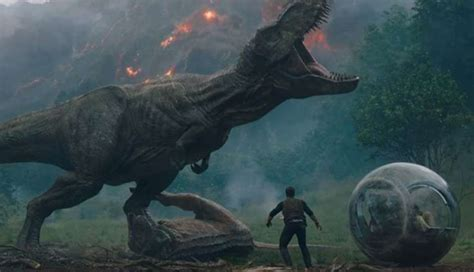 Gran actualización de Bayona, de la saga de  Parque Jurásico