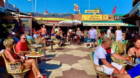 Gran Canaria Playa del Ingles in Times of Coronavirus ...