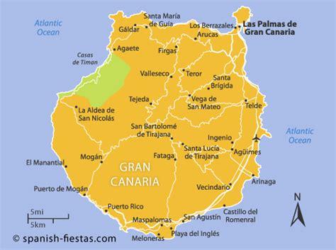 Gran Canaria Tourist Information & Travel Guide | Spanish ...