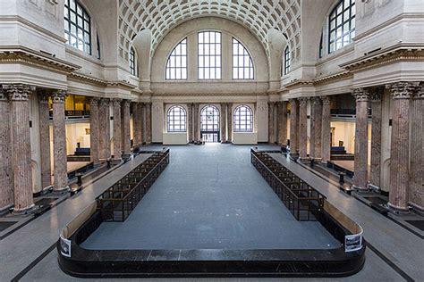 Gran Hall de la Casa Central, Banco de la República del ...