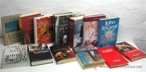 gran lote biblioteca novelas actuales premios 1   Comprar ...
