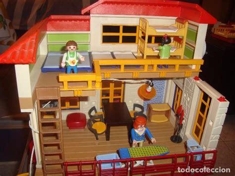 gran lote casa de verano playmobil   Comprar Playmobil en ...