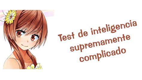 Gran test de inteligencia en 7 preguntas   ViYoutube