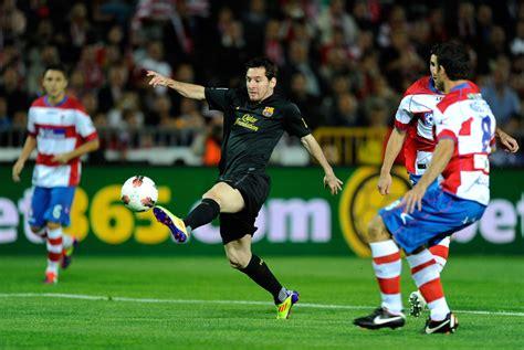 Granada CF V FC Barcelona   Liga BBVA 3 of 22   Zimbio