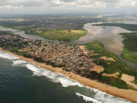 Grand Bassam  Costa de Marfil    Paysage, Côte, Voyage