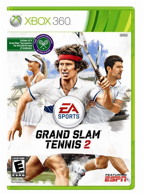 Grand Slam Tennis 2   PS3 XBOX 360   Family Friendly Gaming