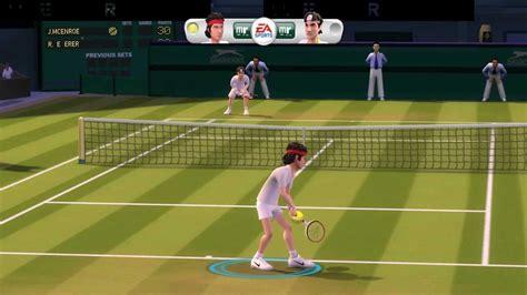 Grand Slam Tennis | Dolphin Emulator 4.0.1 [1080p HD ...