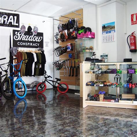 Granja Bmx Bike Shop, Tienda Taller Bmx en Tenerife y ...