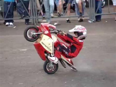 Grau de Mini Moto  Menino de 7 anos    YouTube