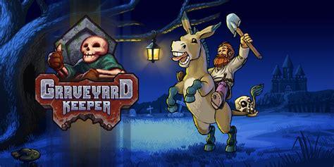 Graveyard Keeper | Programas descargables Nintendo Switch ...