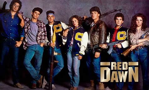 Great Cast Photo from That  Red Dawn  Remake We ll Never ...