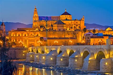Great Cathedral and Mosque, Cordoba, Spain   Tobias Kappel