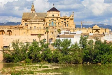 Great Cathedral and Mosque, Cordoba, Spain   Tourist ...