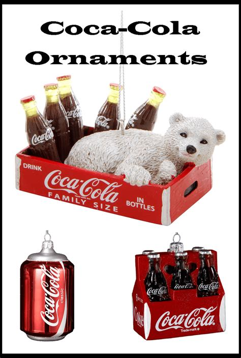Great Coca Cola Christmas Ornaments   Christmas Tree Ideas.net