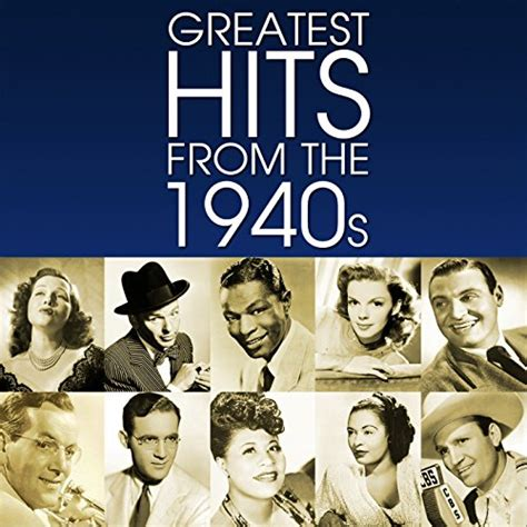 Greatest Hits From The 1940 s de Various artists en Amazon ...