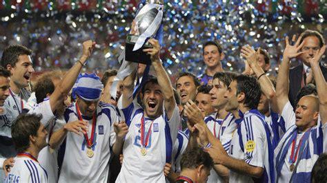 Grecia y su Eurocopa del 2004   Dossier Interactivo