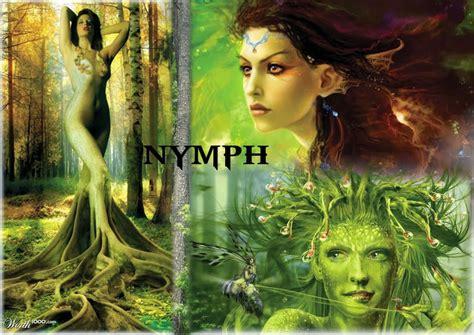 Greek Mythology in Contemporary Form: Ash Tree Nymphs   Meliae