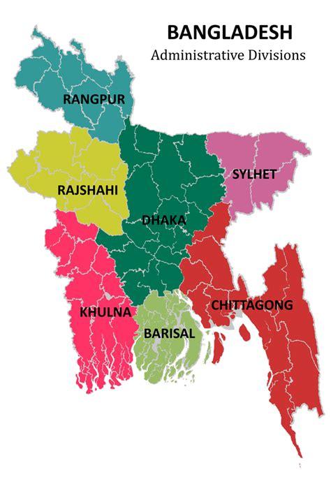 Green Bangla Tours | Maps