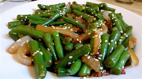 Green Bean Recipe for people who hate green beans   YouTube
