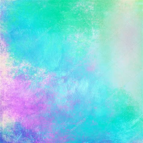 Green colorful abstract pastel background — Stock Photo ...