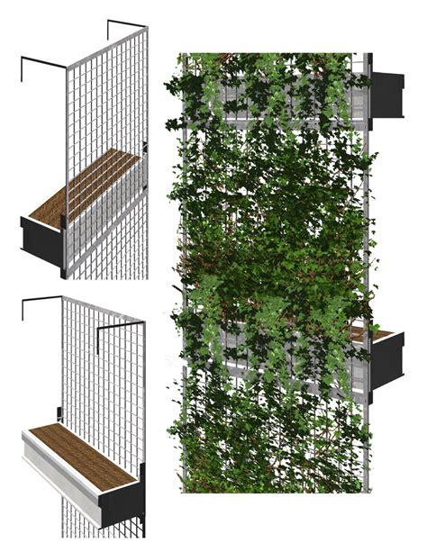 green facade   Buscar con Google | Jardines verticales ...