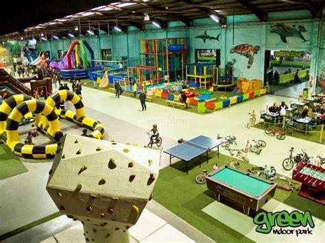 Green Indoor Park   Parques Temáticos