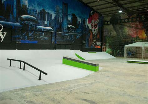 Green Indoor Skate Park Granollers
