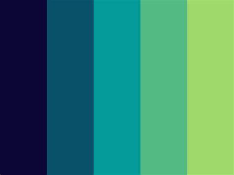 green orange cool color palette ile ilgili görsel sonucu ...