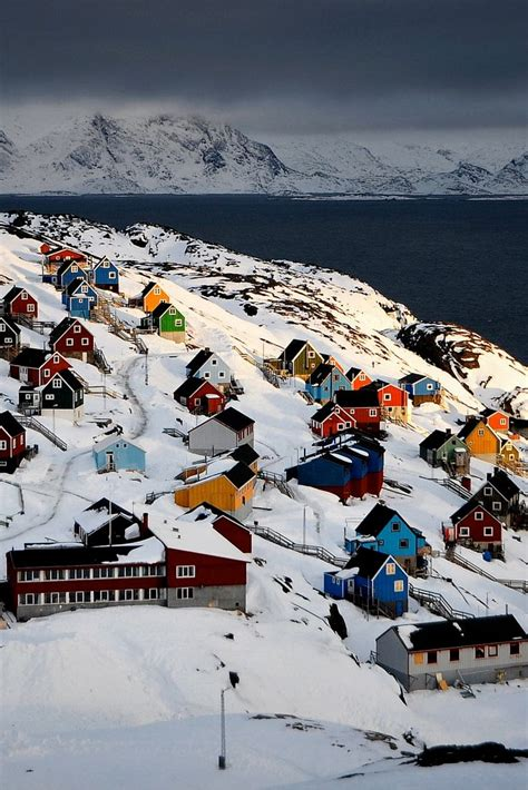 Greenland, A Place You Probably Know Nothing About ...