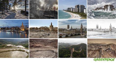 Greenpeace recrea fenómenos meteorológicos extremos en ...