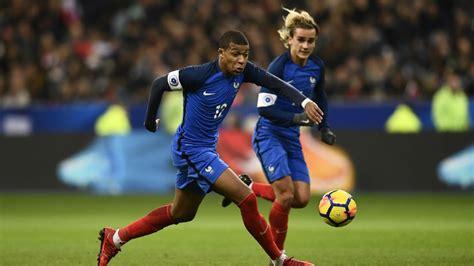 Griezmann, Varane y Mbappé lideran lista de Francia para ...