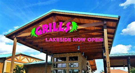 Grills Seafood | Waterfront Restaurant Orlando, Port ...