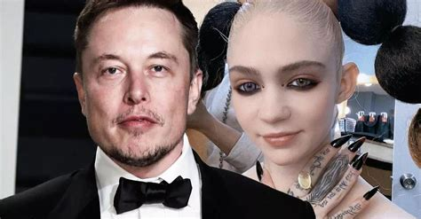 Grimes Claps Back at Elon Musk After He Corrects Her ...