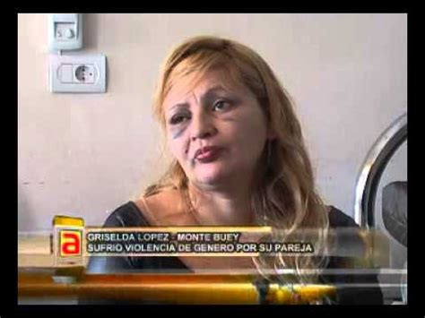 GRISELDA LOPEZ, GOLPEADA POR SU EX PAREJA   YouTube