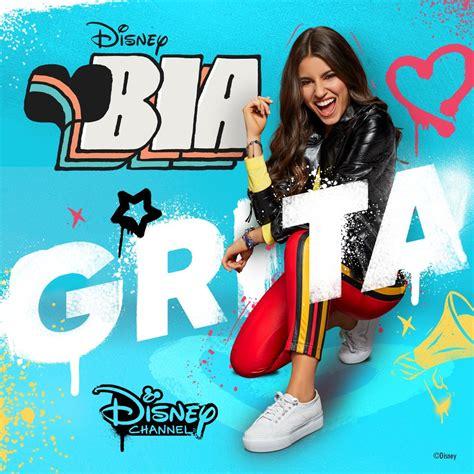 Grita | Discografía de Bia  Disney    LETRAS.COM