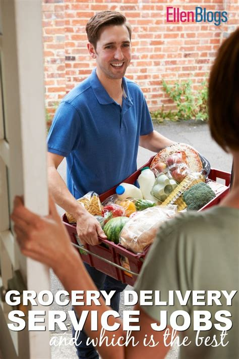 Grocery Delivery Service Jobs You Can Earn With | Grocery ...