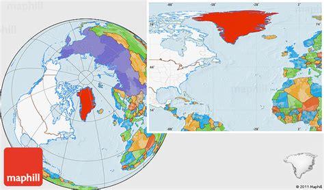 Groenlandia A Que Continente Pertenece   SEONegativo.com