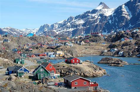 Groenlandia, l'isola più grande del pianeta | Turisti in ...